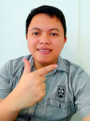 Justino Roy Untu, S.Kom