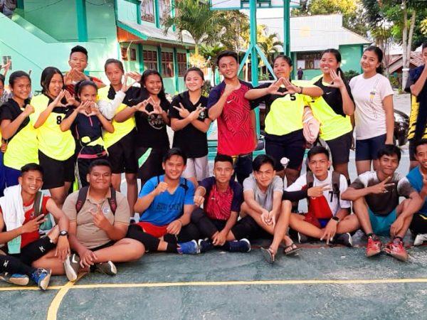 Volly Ball Team SMA
