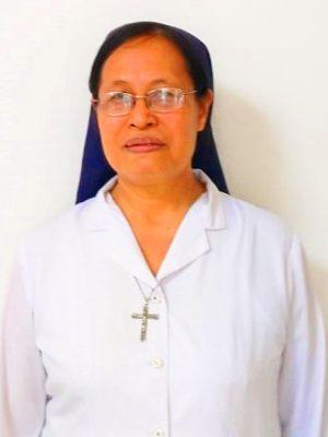 Sr. Theresia Sri Biastuti, OSU, M. Pd