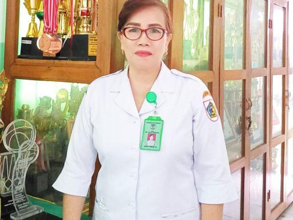 Agnes Maria Pondaag, S. Pd