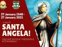 Pesta Santa Angela Merici